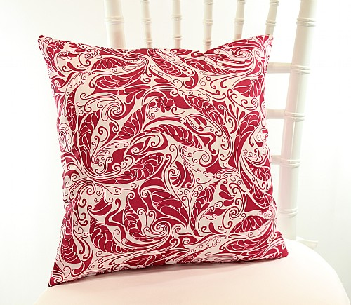 Hot Pink Chloe Pillowcase