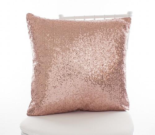 Blush Glimmer Pillowcases