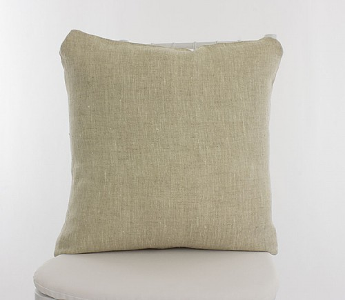 Oatmeal Warsa Pillowcase